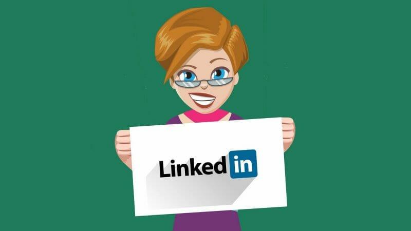 LinkedIn Profile Picture Background