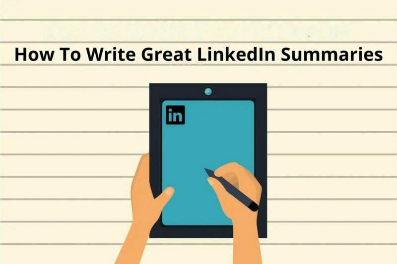 Great LinkedIn Summaries