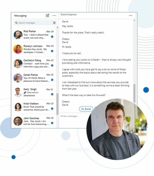 Reach 5x more prospects and generate hot leads on LinkedIn