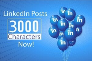 character limit on LinkedIn post