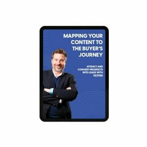 FILT Pod - Mapping your content to the buyer's journey - featured image
