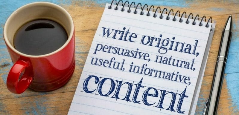 9 reasons why small business should invest in content writing